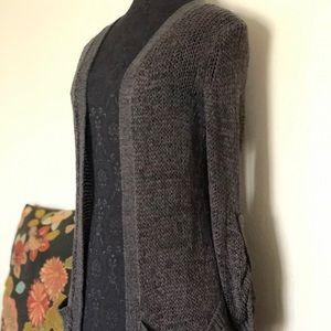 Apt.9 Crochet Knitted Cardigan